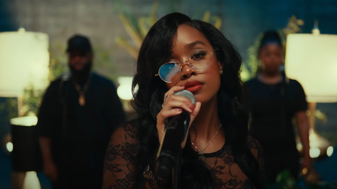 """H.E.R. shares new song and visuals for """"Damage"""""""