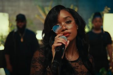 "H.E.R. shares new song and visuals for ""Damage"""