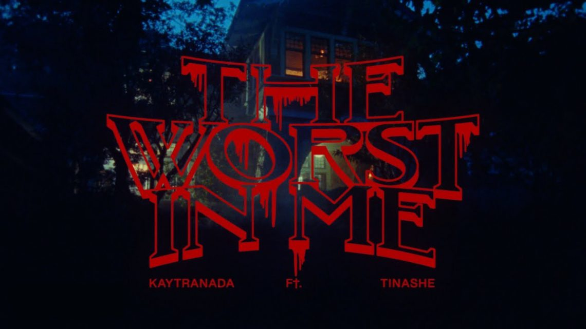 """Kaytranada shares visuals for """"The Worst In Me"""" feat. Tinashe"""