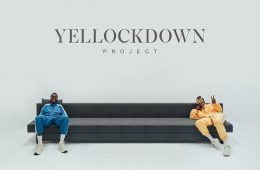 "Belgian Alt-R&B duo YellowStraps unveil their new mixtape ""Yellockdown Project"""