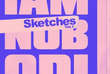 "IAMNOBODI delivers new gems on ""Sketches Vol​.​1"""