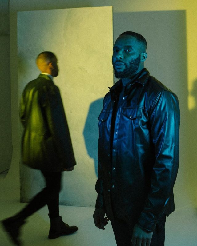 """The Code & Kadeem Taylor form new group Vague Detail and share """"Broken (Intro)"""""""