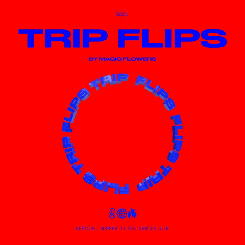 """Magic Flowers deliver party anthems on """"TRIP FLIPS"""""""