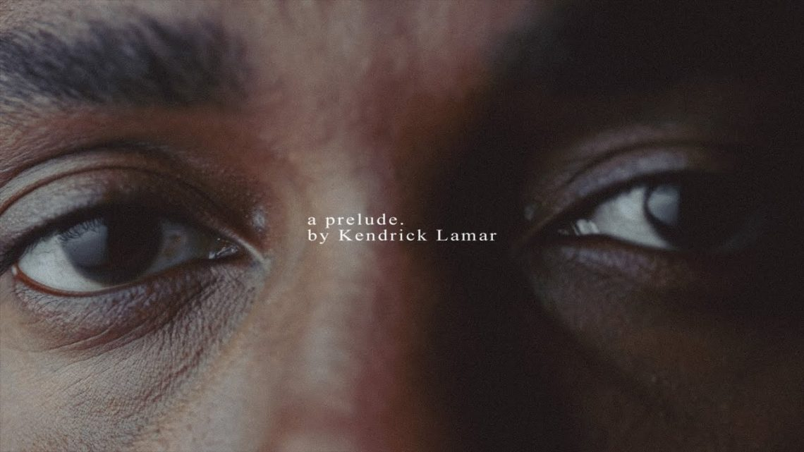Kendrick Lamar - Prelude. (Fantasy EP by Will On The Soul.)